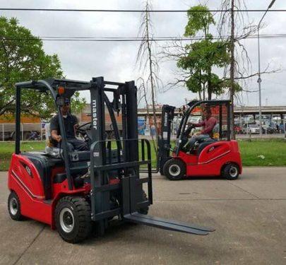 Xe nâng điện Maximal FB25